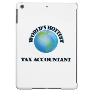 World's Hottest Tax Accountant Cover For iPad Air