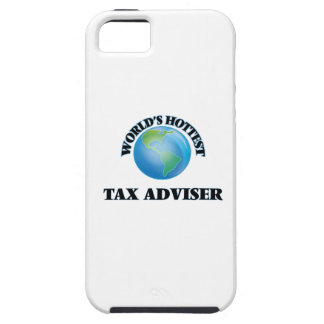 World's Hottest Tax Adviser iPhone 5 Case