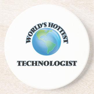 World's Hottest Technologist Coaster
