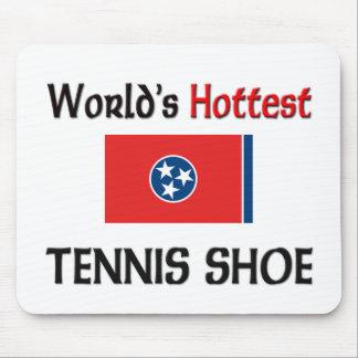 World's Hottest Tennis Shoe Mouse Pad