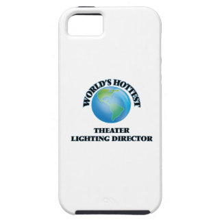 World's Hottest Theater Lighting Director iPhone 5 Cover