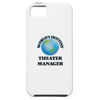 World's Hottest Theater Manager iPhone 5 Case
