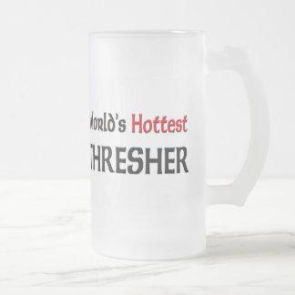 World's Hottest Thresher Mugs