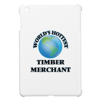 World's Hottest Timber Merchant iPad Mini Cases