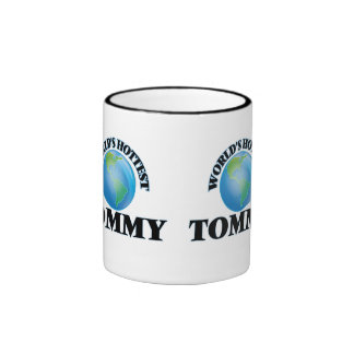 World's Hottest Tommy Mugs