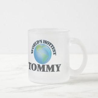 World's Hottest Tommy Coffee Mug