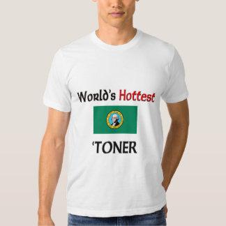 World's Hottest 'Toner T-shirt