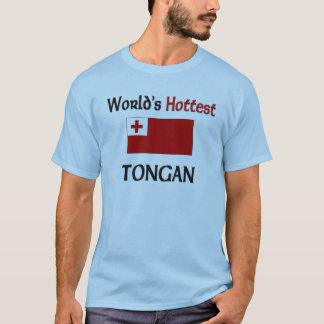 World's Hottest Tongan T-Shirt