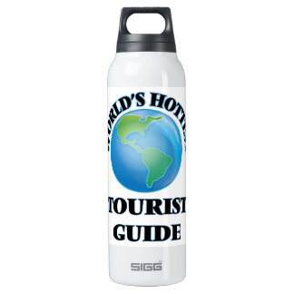 World's Hottest Tourist Guide SIGG Thermo 0.5L Insulated Bottle