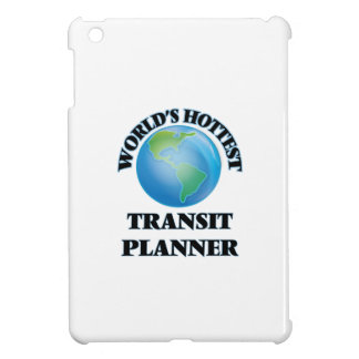 World's Hottest Transit Planner iPad Mini Cases