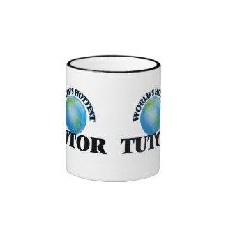 World's Hottest Tutor Mugs