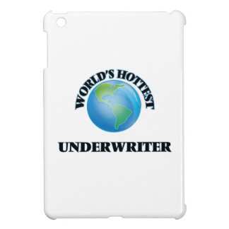 World's Hottest Underwriter iPad Mini Covers