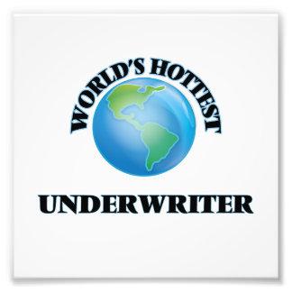 World's Hottest Underwriter Photo