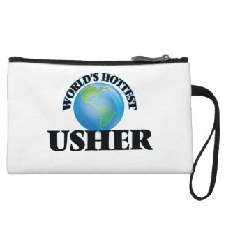 World's Hottest Usher Wristlet Clutch