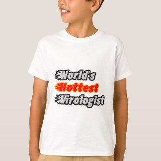 World's Hottest Virologist T-Shirt