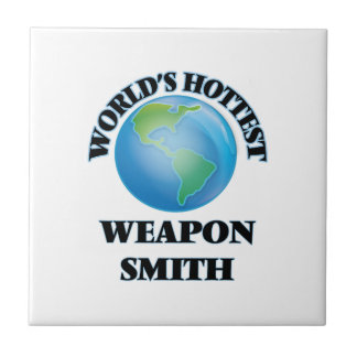 World's Hottest Weapon Smith Tile