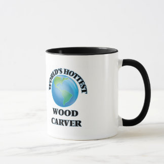 World's Hottest Wood Carver Mug