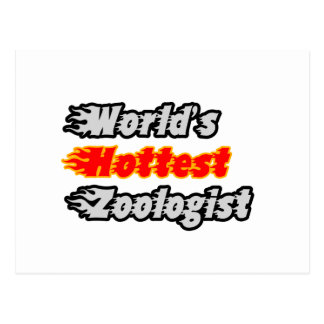 World's Hottest Zoologist Postcards