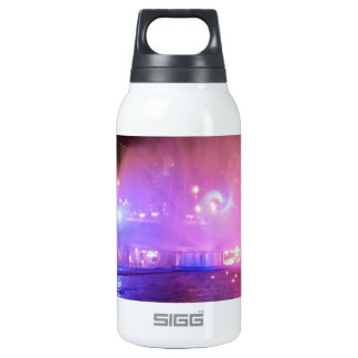 World's largest fountain insulated water bottle