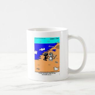 World's Largest Litter Box Funny Gifts & Tees Coffee Mug