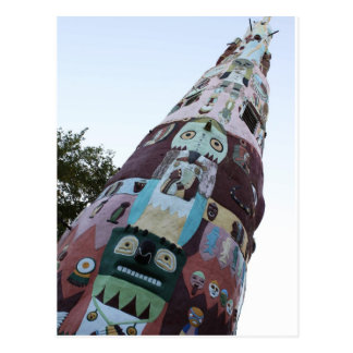 World's Largest Totem Pole Post Card