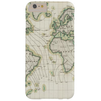 World's magnetic declination barely there iPhone 6 plus case