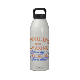 World's Most Amazing 100 Year Old Drinking Bottles