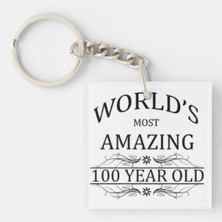 World's Most Amazing 100 Year Old Keychain