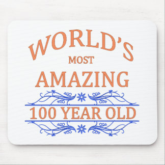 World's Most Amazing 100 Year Old Mouse Pad
