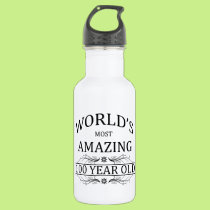 World's Most Amazing 100 Year Old Stainless Steel Water Bottle