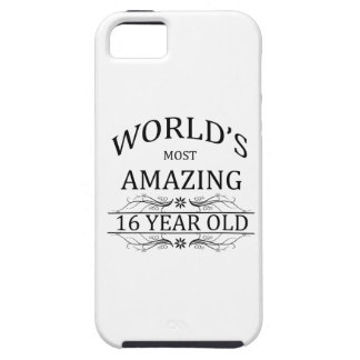 World's Most Amazing 16 Year Old. iPhone SE/5/5s Case