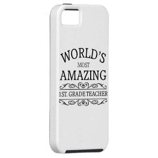 World's most amazing 1st grade teacher iPhone SE/5/5s case