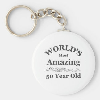 """world's most amazing 50 year old keychain"