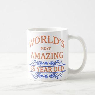 World's Most Amazing 55 Year Old Coffee Mug