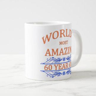 World's Most Amazing 60 Year Old Giant Coffee Mug