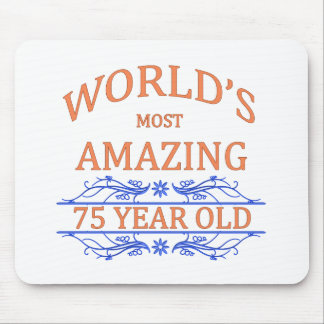 World's Most Amazing 75 Year Old Mouse Pad