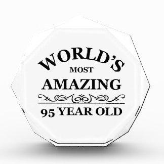 World's most amazing 95 year old award