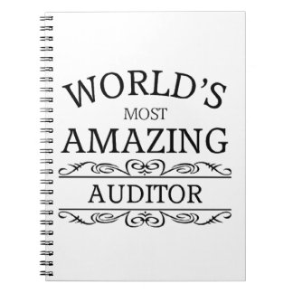 World's most amazing Auditor Journals