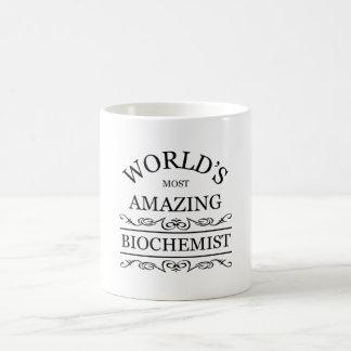 World's most amazing Biochemist Coffee Mug