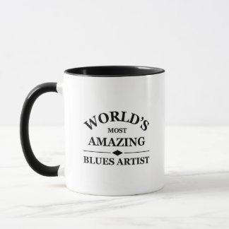 World's most Amazing Blues Artist Mug
