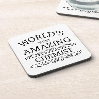 World's most amazing chemist coaster