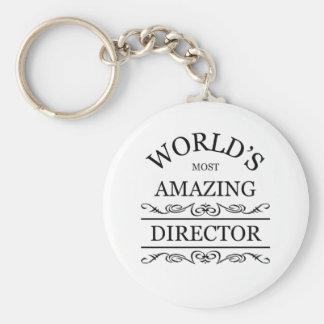 World's most amazing Director Keychain