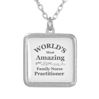 World's most amazing family practitioner Nurse Jewelry