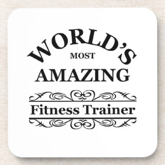 World's most amazing Fitness Trainer Coaster