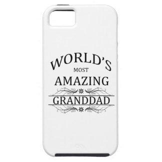 World's Most Amazing Granddad iPhone SE/5/5s Case