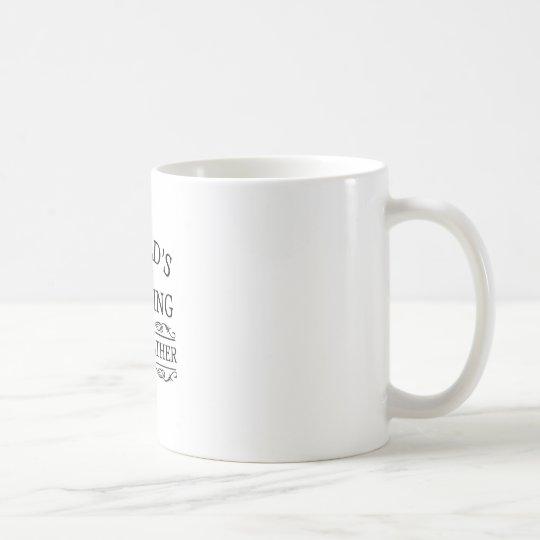 World's most amazing grandfather coffee mug