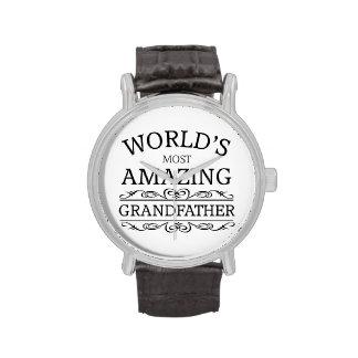 World's most amazing grandfather wristwatch