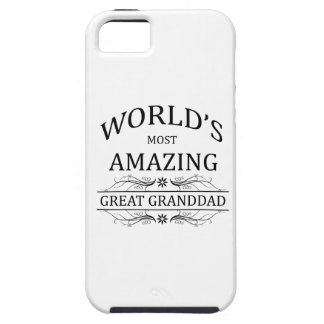 World's Most Amazing Great Granddad iPhone SE/5/5s Case