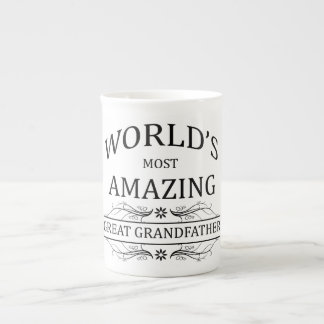 World's Most Amazing Great Grandfather Tea Cup