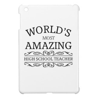 World's most amazing High School Teacher Case For The iPad Mini